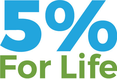 5% For Life