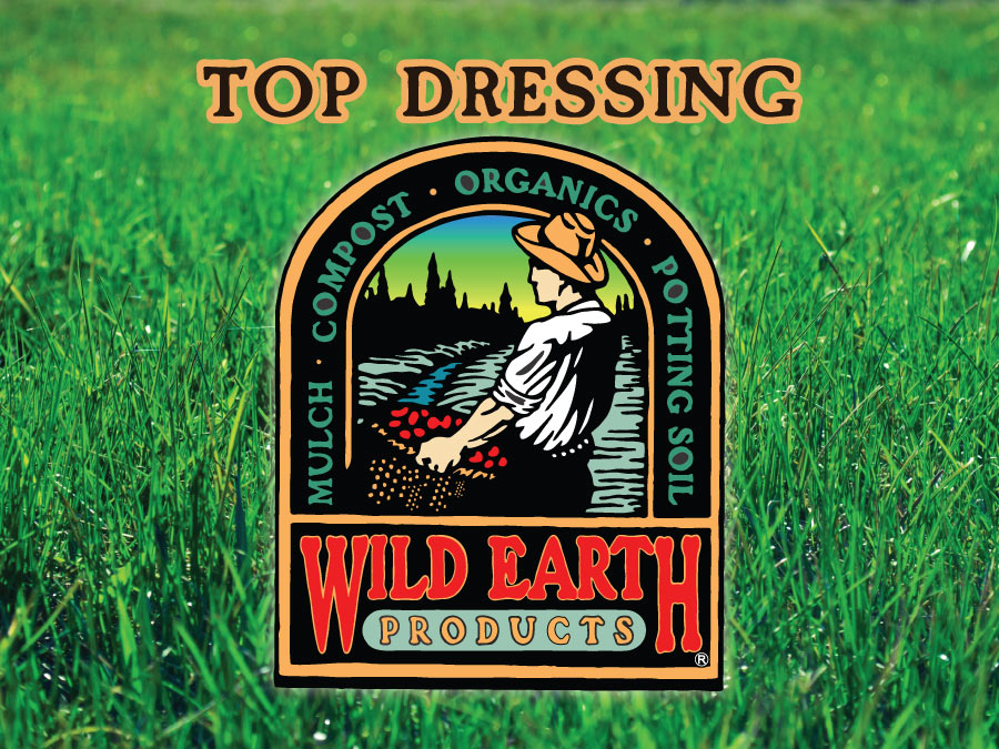 Wild Earth Top Dressing